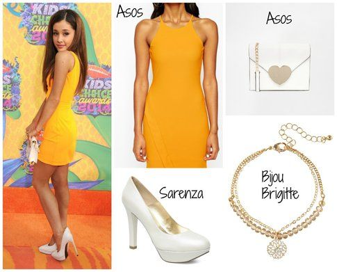 Ariana Grande ai Kids Choise Awards 2014