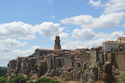 Pitigliano - Photo by Giulia Raciti