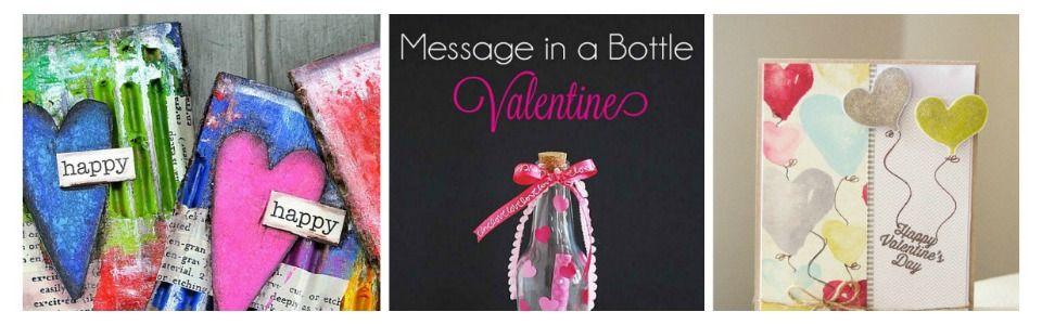 DIY bigliettini romantici per San Valentino