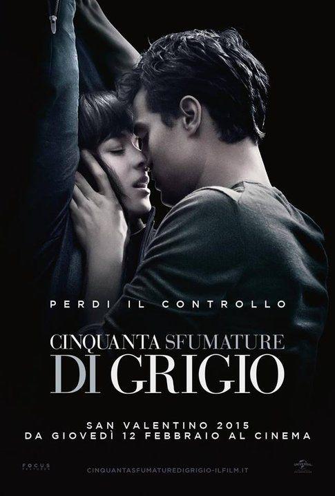 50 sfumature di Grigio - immagine da pagina facebook ufficiale del film