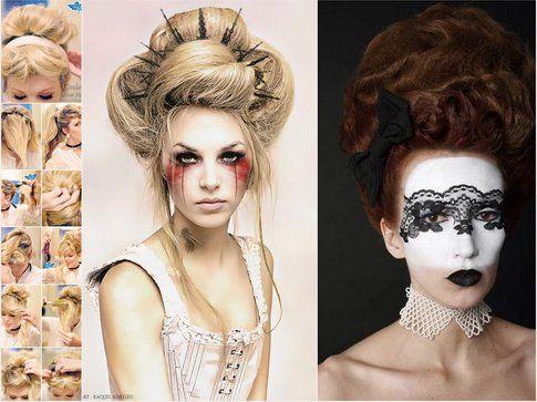 proposte di raccolti da effettuare con i propri capelli o con parrucche