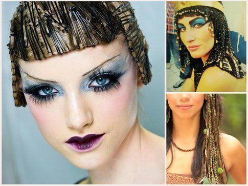 Perline, spille,treccine e decori per arricchire i capelli e renderli unici