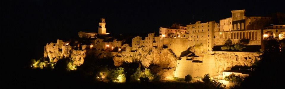 San Valentino in Toscana - Weekend nei borghi del Tufo