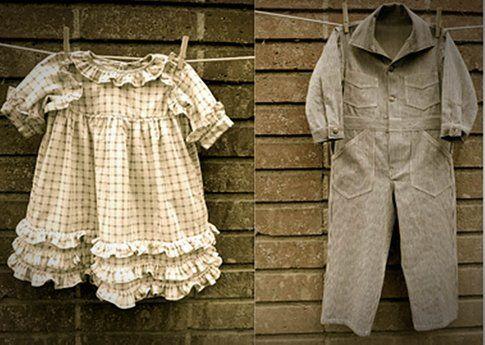 Baby Vintage - Foto lovebabyas.com
