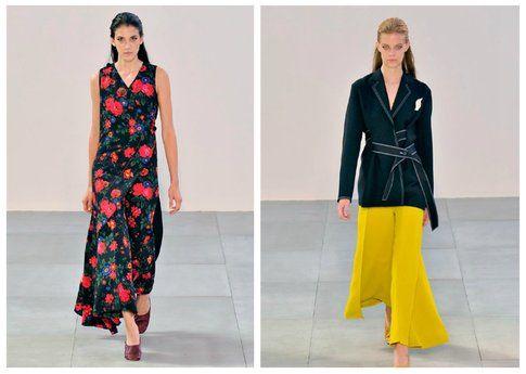 Sfilata collezione primavera/estate 2015 Céline