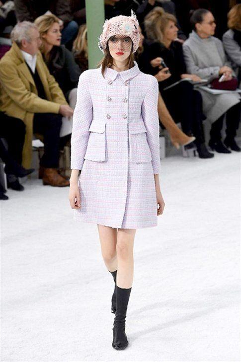 Sfilata collezione primavera/estate 2015 Chanel