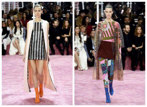 Sfilata collezione primavera/estate 2015 Christian Dior