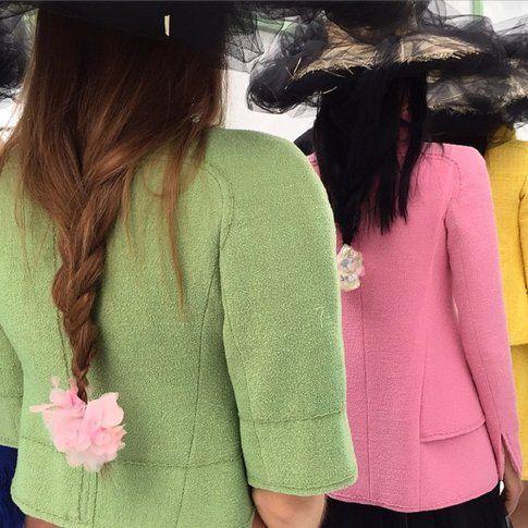Accessorio per capelli - collezione primavera/estate 2015 Chanel