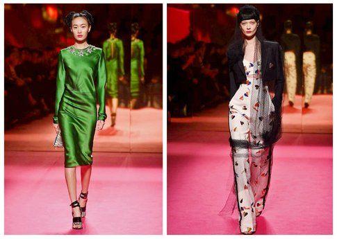 Sfilata collezione primavera/estate 2015 Schiaparelli