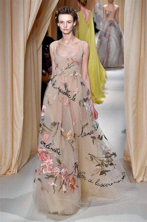 Sfilata collezione primavera/estate 2015 Valentino