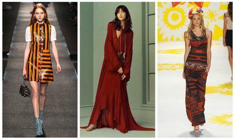 Abiti stile anni 70 - Luis Vuitton, Zara, Disegual