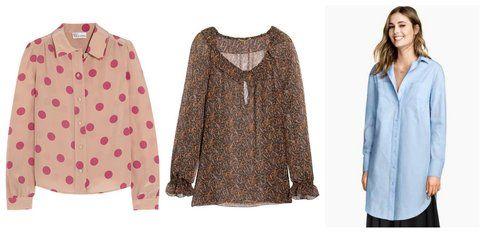 Camicia stile anni 70 - Red Valentino, Luis Vuitton, Asos