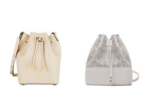 Le borse a secchiello di Michael Kors e Zara