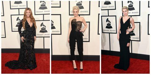 I look delle star ai Grammy Awards 2015
