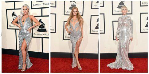 I look delle star ai Grammy Awards 2015