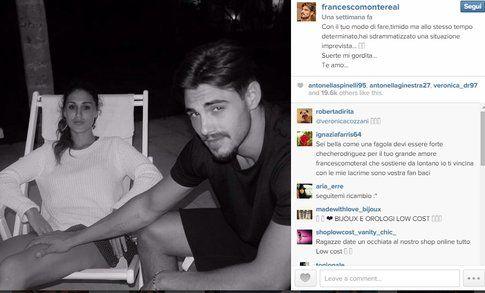 Francesco Monte - Instagram