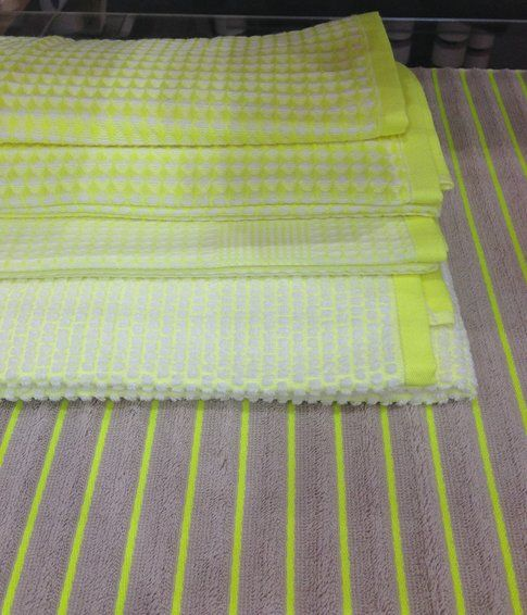 Asciugamani neon per Domingos De Sousa