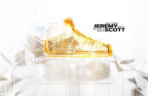 Il profumo di Jeremy Scott per Adidas Originals