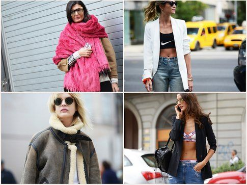Scatti streetstyle dalla Milano Fashion Week - Fonte: gettyimages, grazia.it, vogue