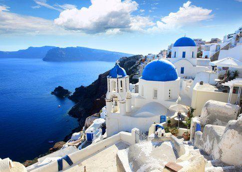 Vacanze a marzo in Grecia: Santorini