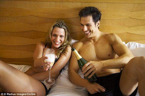 Sesso e alcol - mail online