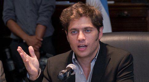 Axal Kicillof - Ministro dell'economia in Argentina