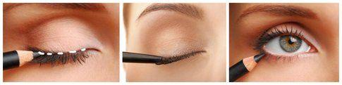 Tecniche di applicazione eyeliner