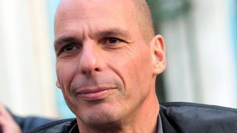 Yanis Varoufakis - Ministro dell'Economia greco