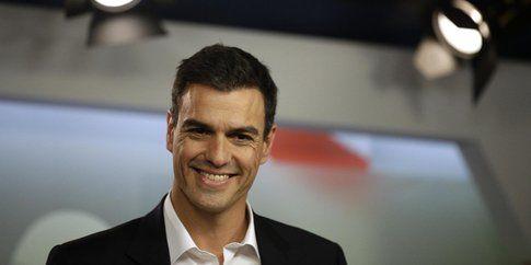 Pedro Sanchez - Leader della sinistra Iberica