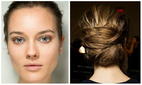 Make up e Hairstyle Altuzarra