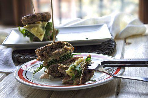 Sandwich con sorpresa