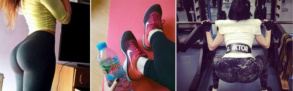 #Faketutorial Come diventare una fitness-star su Instagram