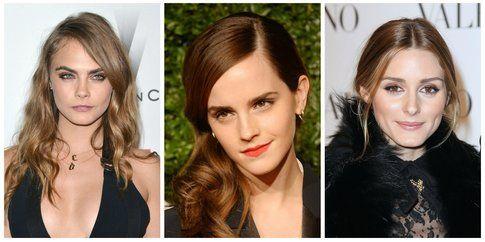Cara Delevingne,Emma Watson, Olivia Palermo