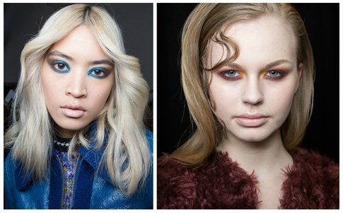 Make up e Hairstyle NYFW
