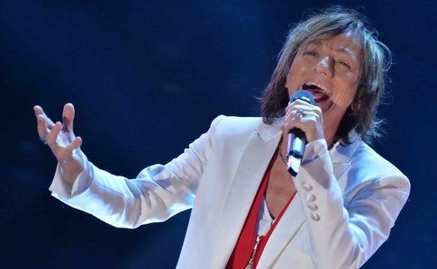 Gianna Nannini stona a Sanremo