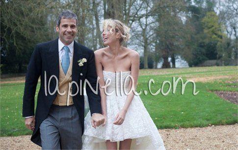 Il matrimonio di Alessia Marcuzzi e Paolo Calabresi