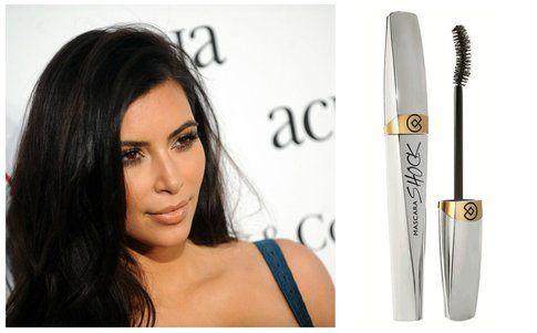 Kim Kardashian - Mascara Collistar