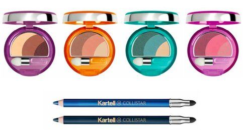 Gli Ombretti Effetto seta di Collistar, grazie alle 3 tinte, hanno tutto ciò che serve per realizzare un perfetto trucco occhi!