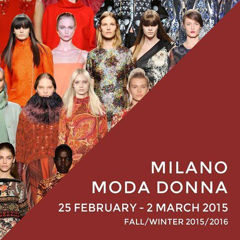 Milano Moda Donna ai blocchi di partenza: si inizia la sera del 24 febbraio!