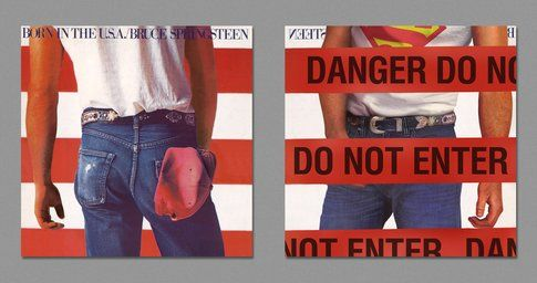 Bruce Springsteen – Born In The U.S.A
