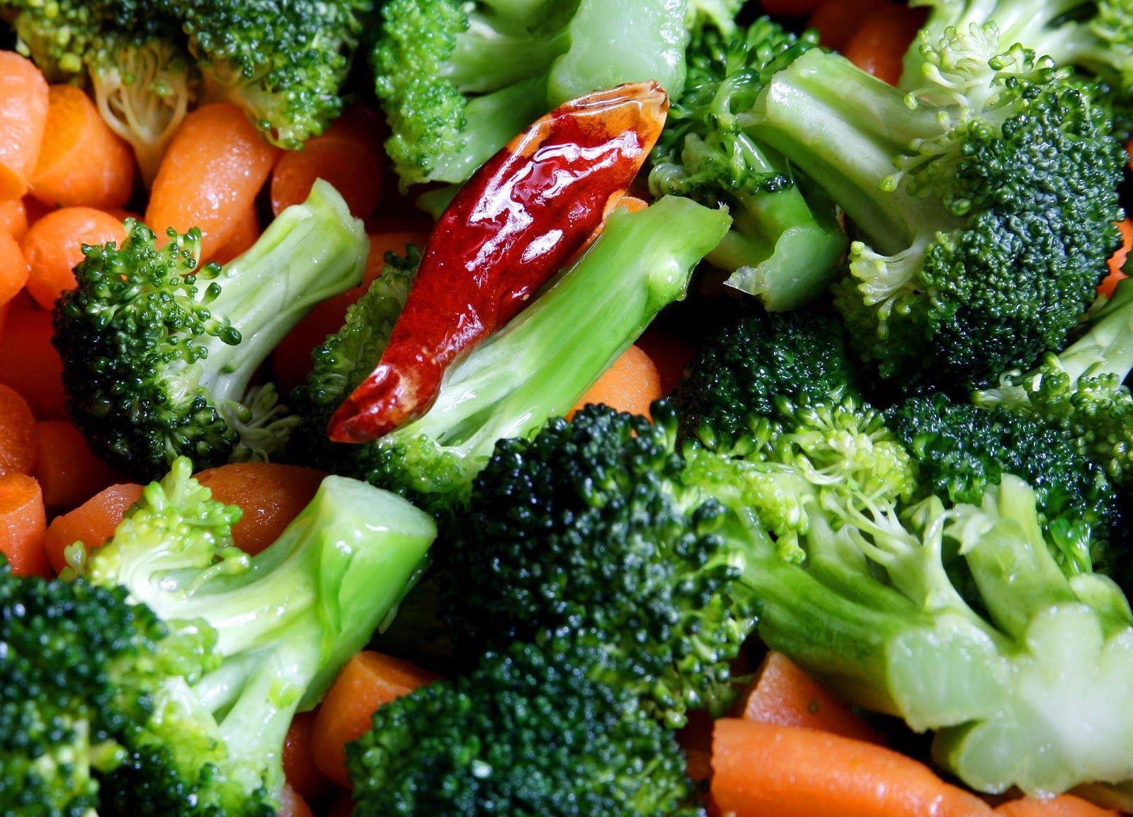 Le verdure che contengono nichel