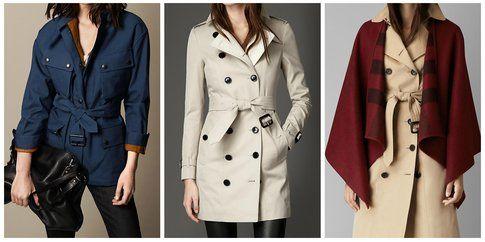 Nuova collezione Burberry primavera 2015