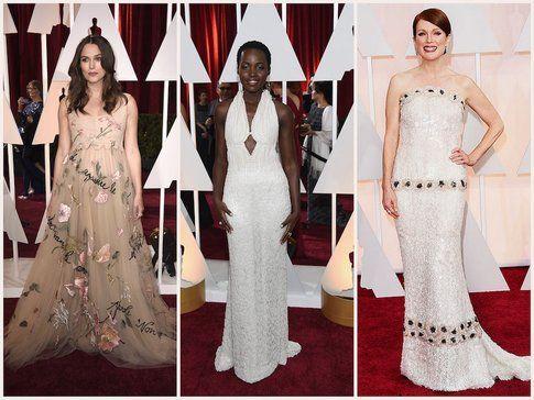 I colori chiari sono un must da Red Carpet e loro lo sanno bene! - fonte:vanityfair.com