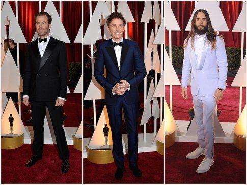 Gli uomini meglio vestiti degli Oscar!  - fonte: vanityfair.com
