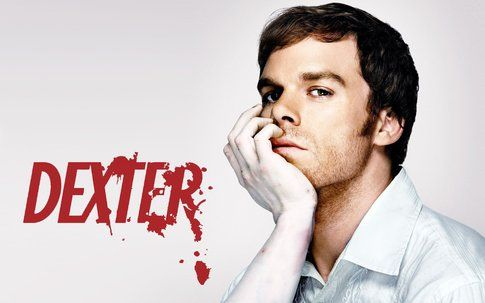 Dexter Morgan (Micheal C. Hall) - foto Alphacoders.com