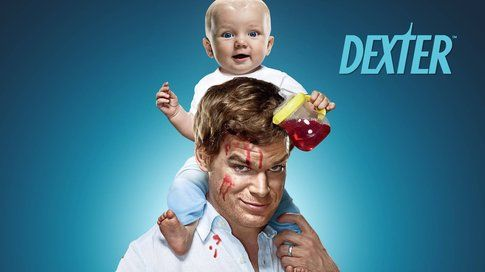 Dexter Morgan (Micheal C. Hall) - foto Alphacoders.com