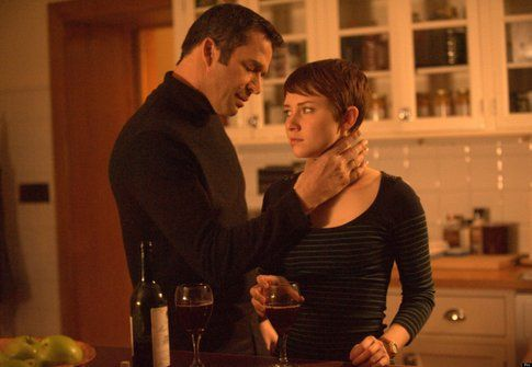 Joe Carroll (James Purefory) ed Emma (Valorie Curry) in The Following - foto Movieplayer.it