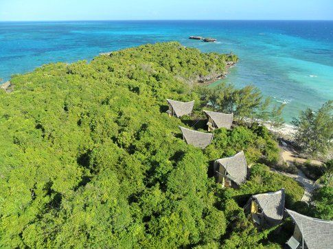 Chumbe Coral Island Park