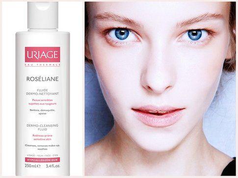 Non dimenticarti della tua pelle sensibile durante la detergenza, usa un fluido adatto!