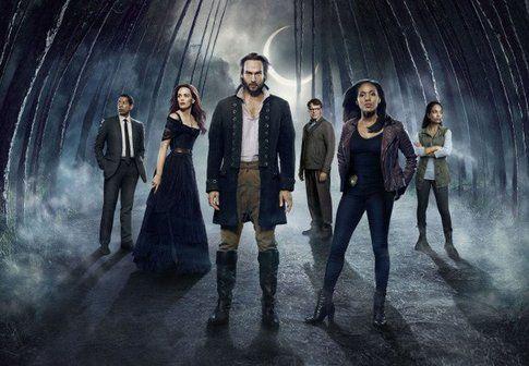 Il cast di Sleepy Hollow - foto Movieplayer.it